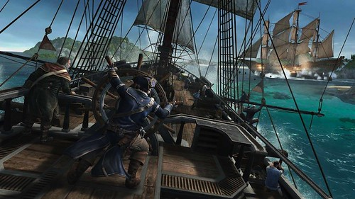 Assassins Creed 3 Gets Naval Combat Trailer