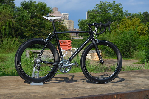 Argon 18 Krypton with Enve SES 6.7 Chris King Hubs 037