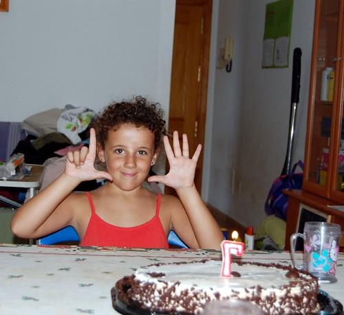 A por la tarta