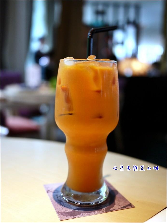 5 泰式奶茶
