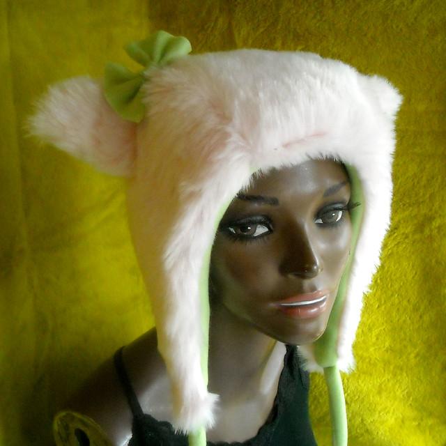 Cat Fur Hat