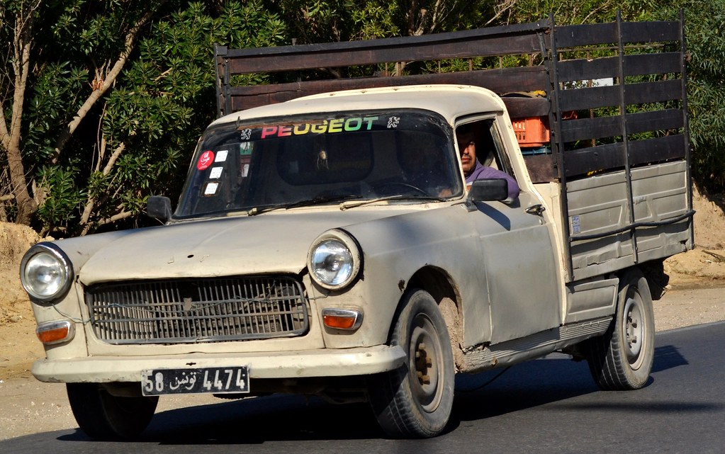 peugeot 404 pick-up truck - a photo on flickriver