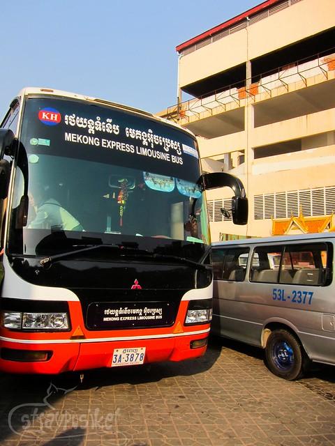Mekong Express at Orussey Market