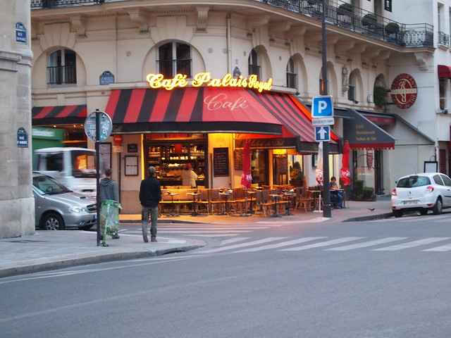 Cafe Palais Royal