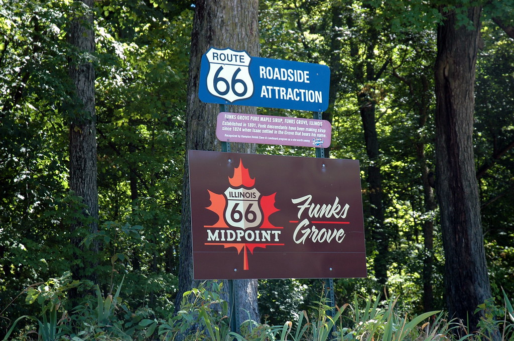 Funks Grove Pure Maple Sirup, Shirley, IL