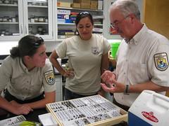Wedge Watkins IDs Big Muddy pollinators
