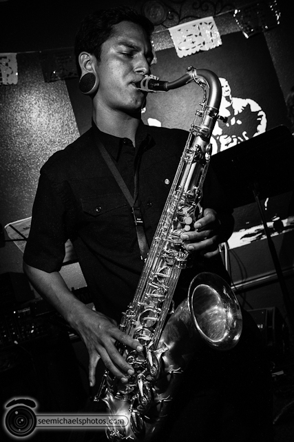 Jazz Jam at Haritna 81612 © Michael Klayman-004