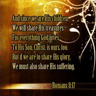 Romans 8 17