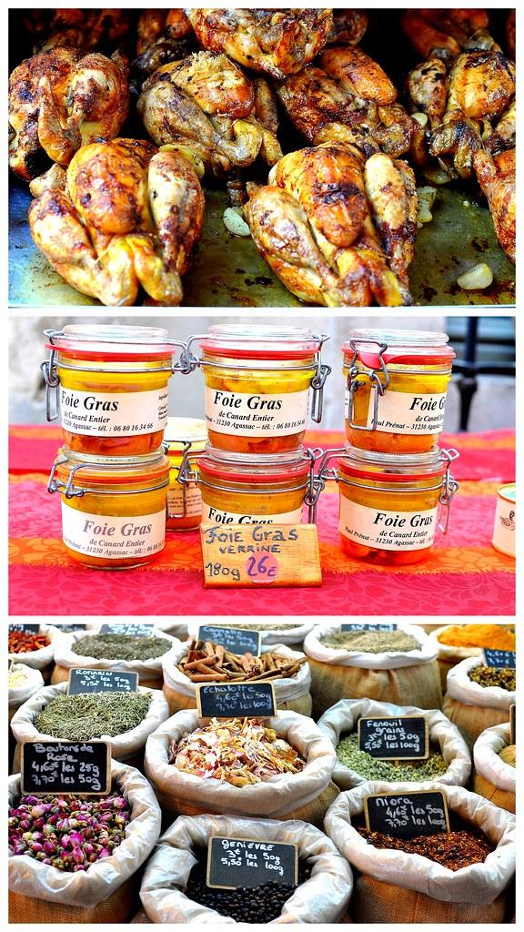Sunday Market at L'Isle-sur-la-Sorgue