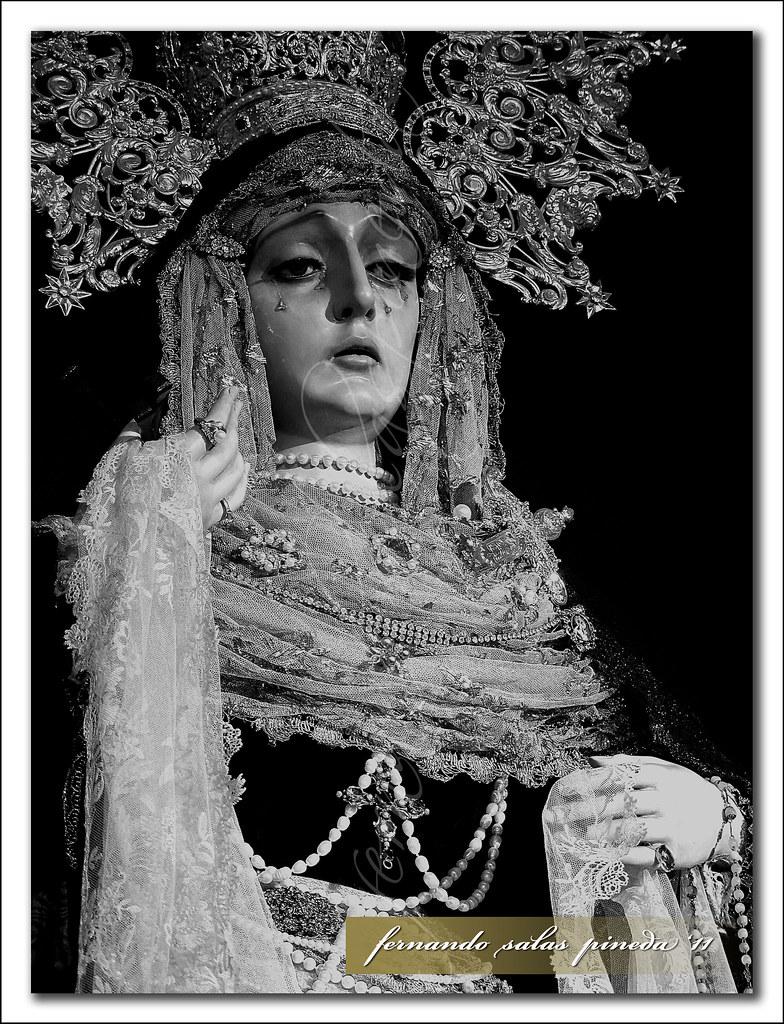 Nuestra Señora de los Dolores, de San Pedro
