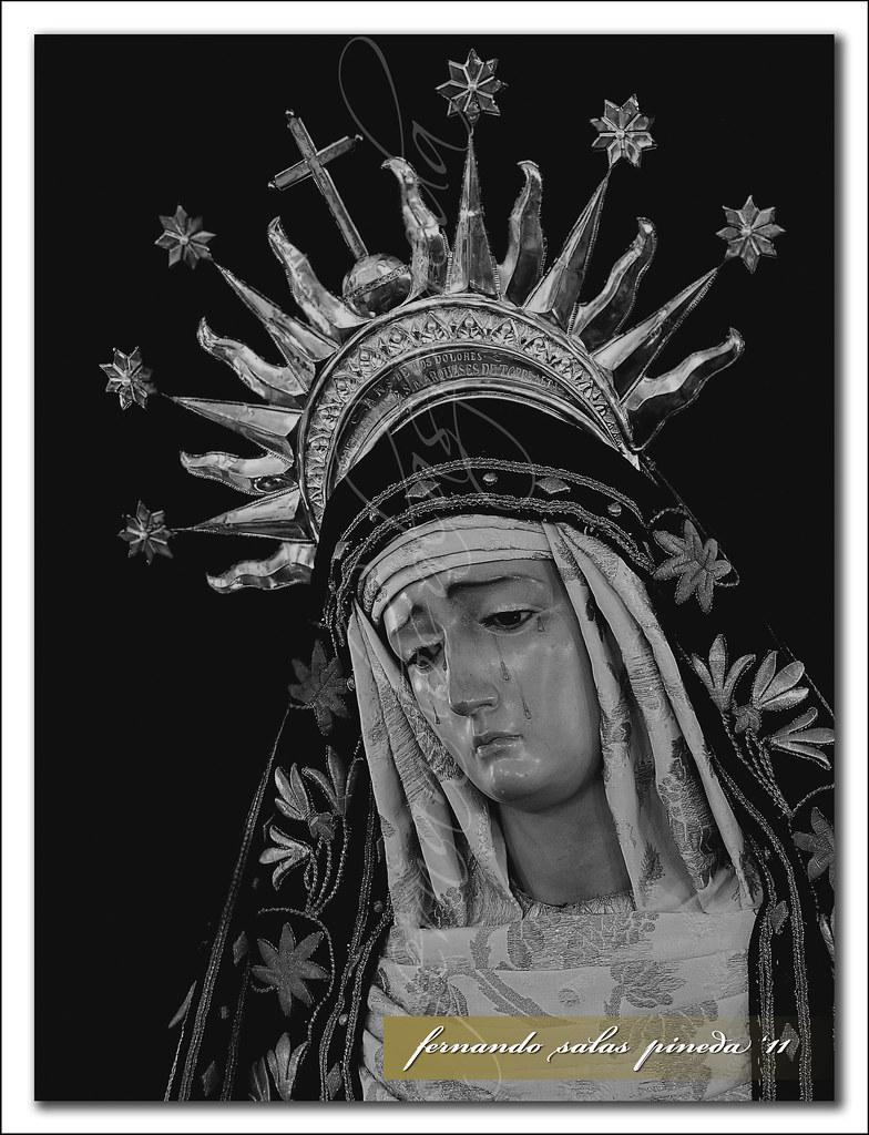 Nuestra Señora de los Dolores, de Santiago