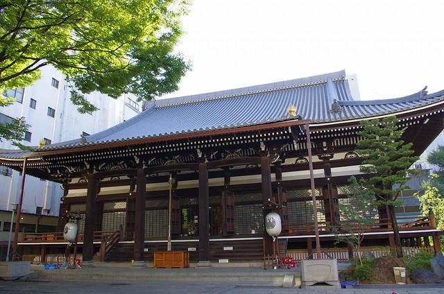 本能寺-Honnō-ji