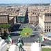 Looking north from the top of Il Vittoriano