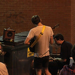 Trash Can Toilet Jams - Sappyfest 2012 - 01
