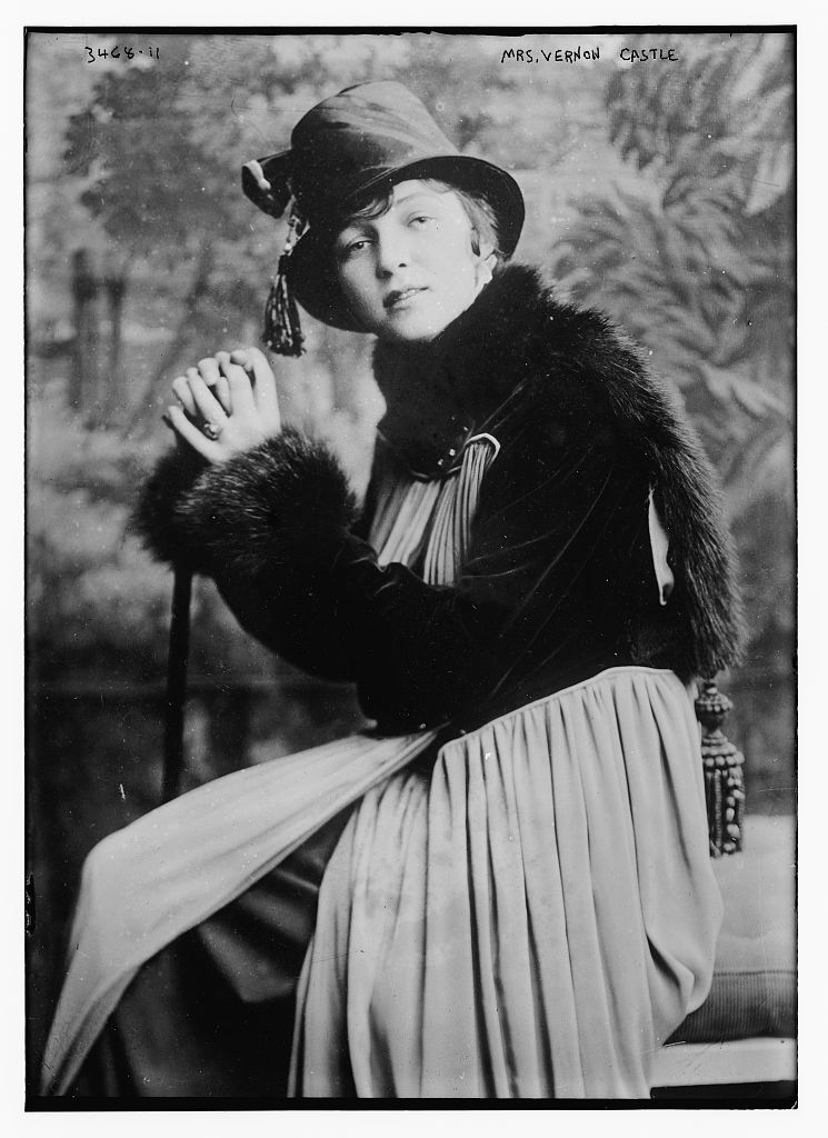 Mrs. Vernon Castle  (LOC)
