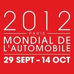 Парижский автосалон 2012 - самое яркое событие в автомобильной индустрии в 2012 году