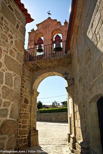 Igreja Matriz de Caria - Portugal