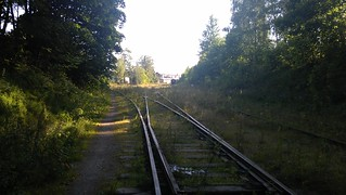Old railroad, Lahti