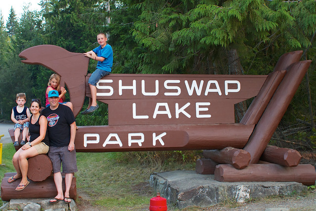 Costleys Shuswap sign