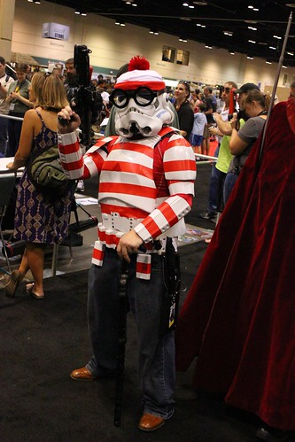 Waldo Stormtrooper - Star Wars Celebration VI