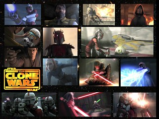 Star Wars : The Clone Wars - Celebration VI Full Trailer in HD!