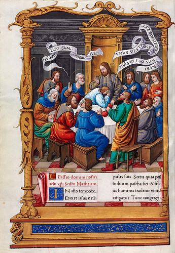 001-Evangeliario de París para uso de Carlos Duque de Angulema-1500-1600-Copyright Biblioteca Digital Hispánica