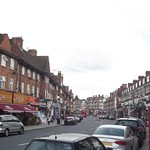 Cheapside and The Promenade - Golders Green Road, Golders Green