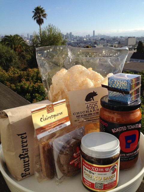 The Great San Francisco Goodies Giveaway!