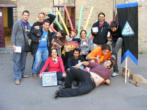 JT@ en el Corsario Lúdico 2012