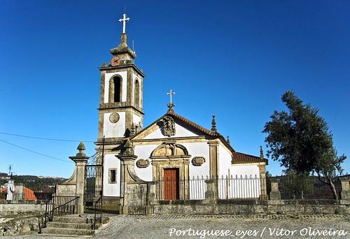 Capela de Nossa Senhora dos Remédios - Castelo - Portugal