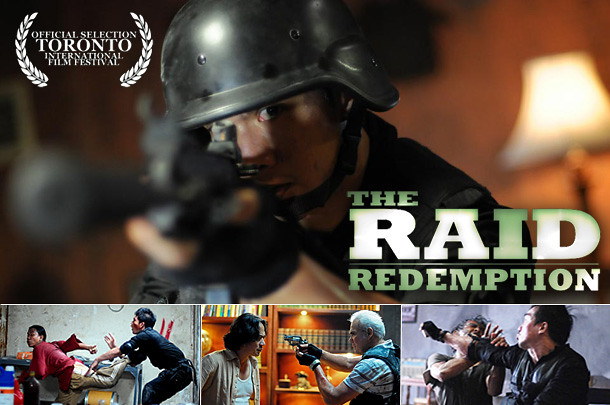 The Raid - Redemption