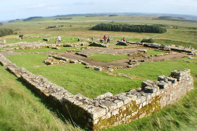Housesteads Roman Fort, Hadrian's Wall