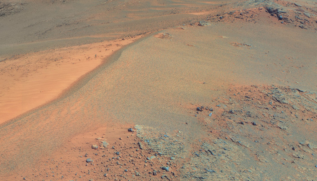 Greeley Haven - Mars Rover Opportunity