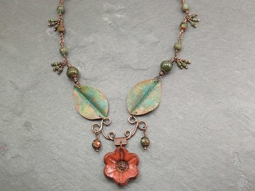 Crossvine Necklace