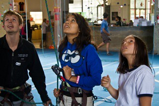 120902 - Belaying is fun - at PGSF