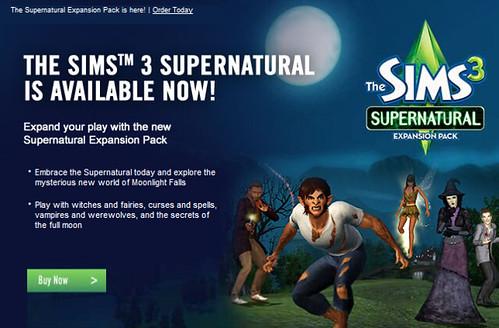 Supernatural Newsletter Release
