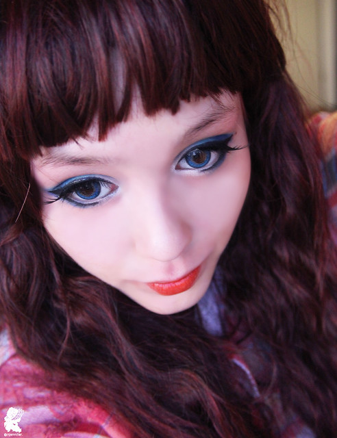 review-Barbie - Puffy 3 Tones Blue5