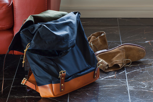 Southern Field Industries Waxed Rucksack