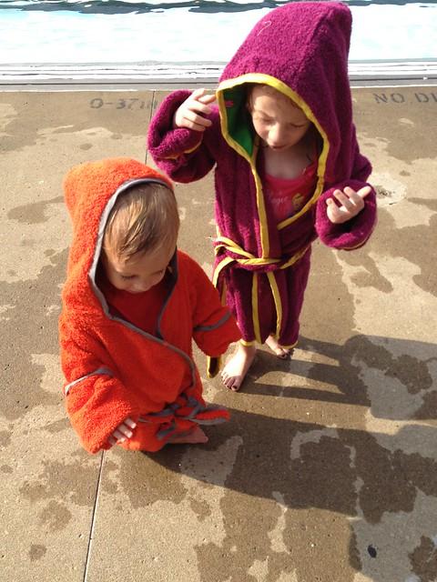 Made Beach Robes