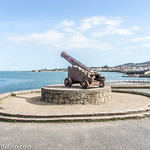 Crimean War cannon