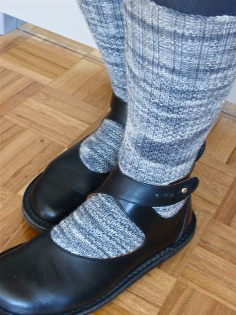 Barb's socks 2