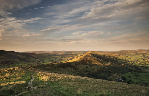 From Mam Tor to Lose Hill