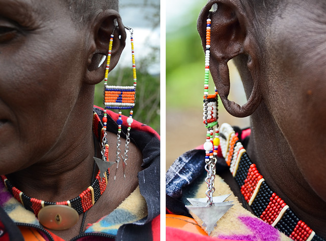 Maasai Earrings & Jewellery