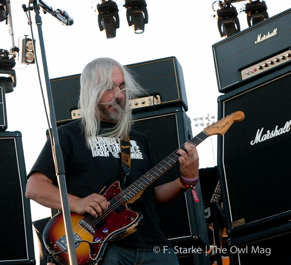 Dinosaur Jr. @ FYF Fest 2012, Day 2