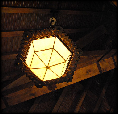 Timberline Lodge Chandelier