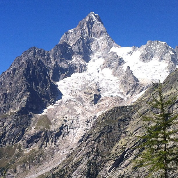 Mont Blanc Iphone Case