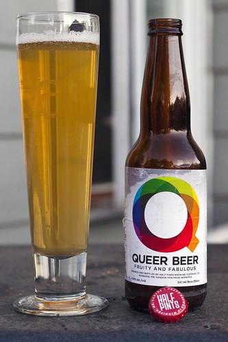 Half Pints' Queer Beer by Cody La Bière
