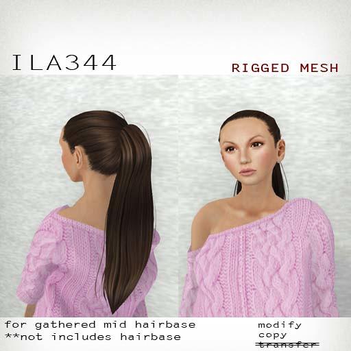 booN ILA344 hair