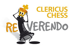 Giuseppe Sgrò ha postato una foto:Clericus Chess - Mascotte