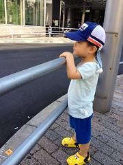 朝散歩 (2012/9/9)
